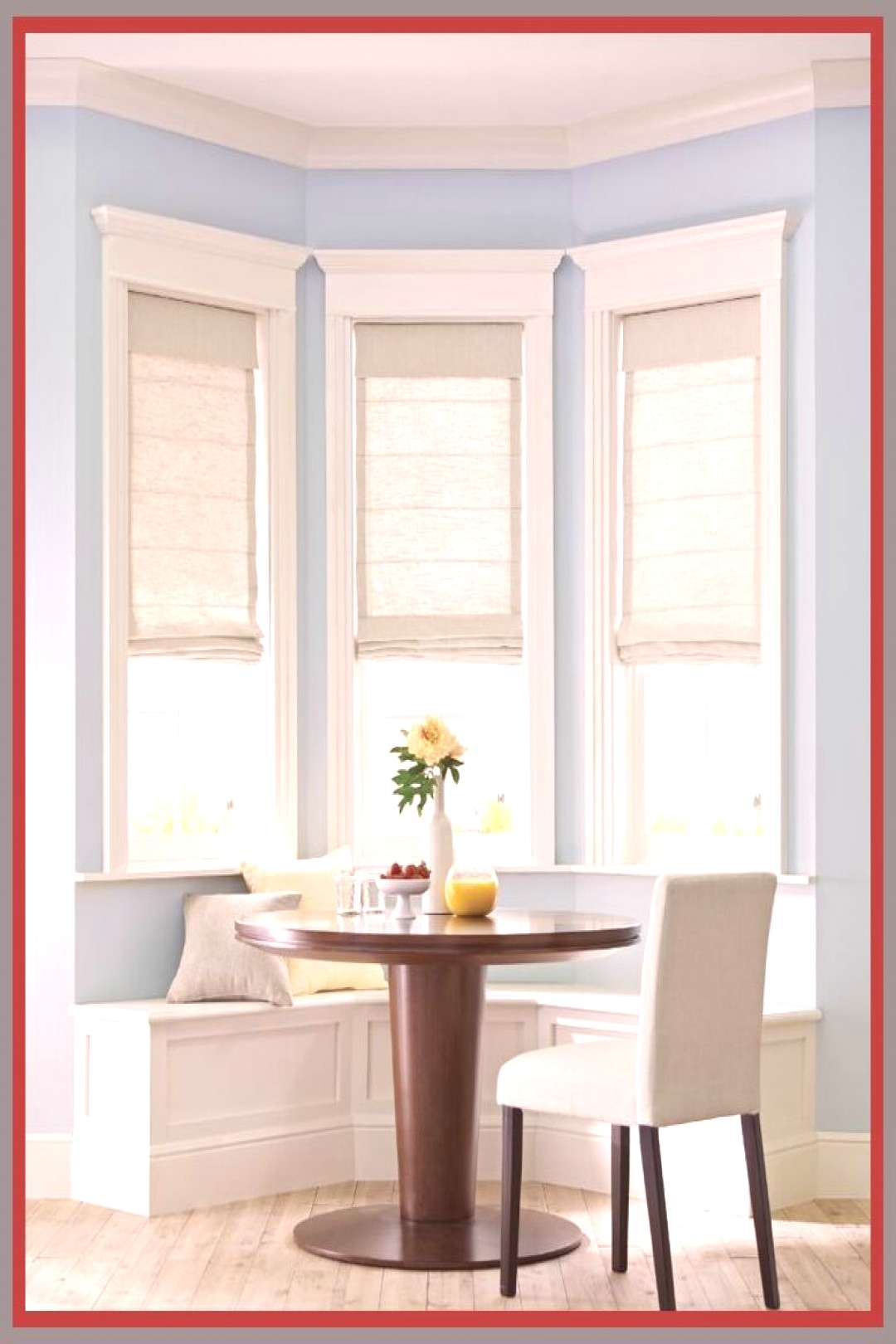 32 reference of kitchen Window treatments With blinds breakfast nooks kitchen Window treatments Wit