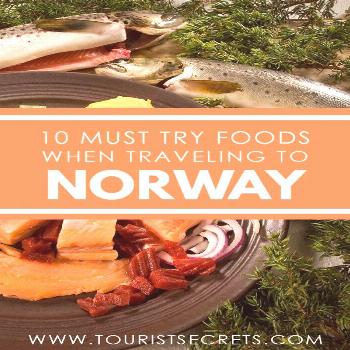 10 Must Try Foods When Traveling To Norway Traveling not only makes a person hungry for excitement