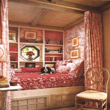 19 Cozy and Warm Winter Reading Nooks You Should Have#cozy