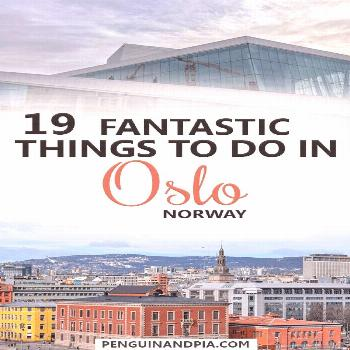 19 Fantastic Things To Do In Oslo, Norway | Penguin and Pia There are lots of great things to do in