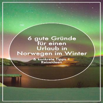 6 reasons for a holiday in Norway in winter - travel blog - traveling and living with children -  M