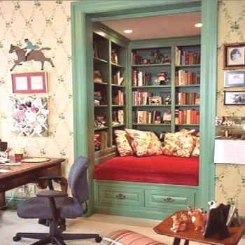 64 Ideas Diy Bookshelf Closet Reading Nooks For 2019 -  You are in the right place about diy face m