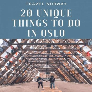 Arts and Culture Guide to Oslo - 20 Unique Things to Do | Books and Bao -  20 Unique Things to do i