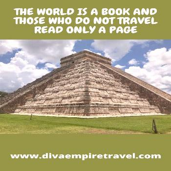 Chichen Itza is my personal favorite ancient city of this region.  The drive from Cancun is two hou