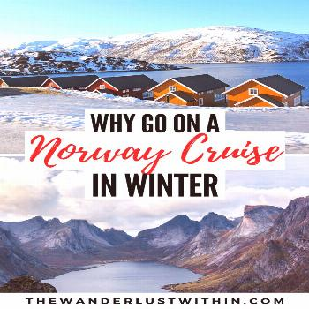 Explore Norway on a Winter Cruise The Northern Lights are on so many peoples bucket lists, and the