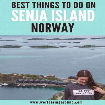 Find the best things to do in Senja island in Norway. Explore the magical island located off the be
