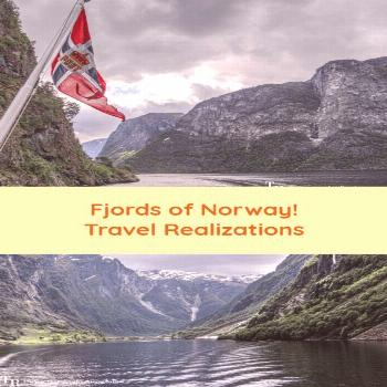 Fjords of Norway! - Travel Realizations Capturing nature's one of the magnificent wonders in my cam