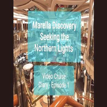 Marella Discovery Seeking the Northern Lights in Norway - Episode 1. Want to know what cruising on