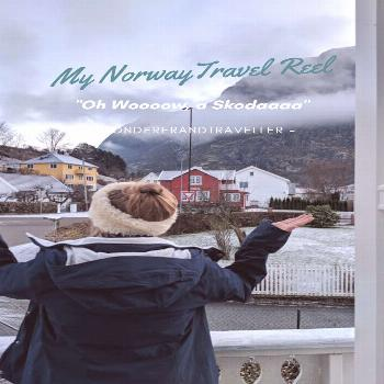 My Norway Travel Reel I filmed our Entire Norway Experience, where we hired a car and drive 5 hours