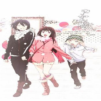 Noragami anime Noragami and the anime Ove anime Noragami Wallpaper, Noragami Yato, Noragami Anime W