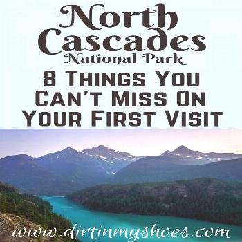 North Cascades National Park is one of the most beautiful places in Washington State, and should be