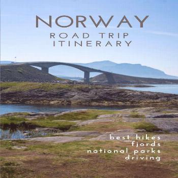 Norway Itinerary: Powered by Nature   Nomadic Days We united our favorite places in Norway into an