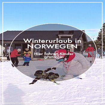 Norway skiing holiday - children ski for free in Trysil. -  Skiing in Norway in Trysil – children
