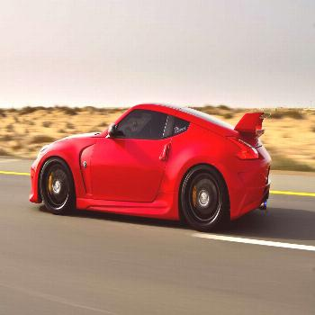 Official Solid Red 370Z Thread - Page 10 - Nissan 370Z Forum