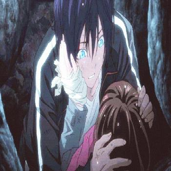 Review on the anime Noragami / Homeless God -  image  -
