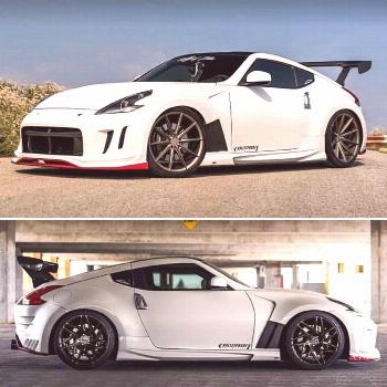 RS1 Vented Fenders — Fly1 Motorsports