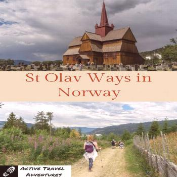 St Olav Ways in Norway A wonderful and practically undiscovered pilgrimage route that rivals the El
