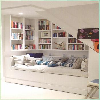 The most snug and cosy 'book nooks' to inspire the creation of your own retreat design inspirations