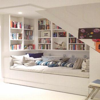 The most snug and cosy 'book nooks' to inspire the creation of your own retreat -  While there are