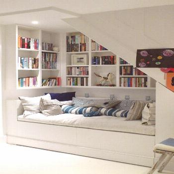 The most snug and cosy 'book nooks' to inspire the creation of your own retreat#book