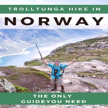 The only guide you need to hiking Trolltunga in Norway. The Trolltunga hike is approximately 27 kil