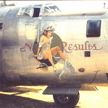 There were two similarly named B24s assigned to 380th Bomb Group but the earlier aircraft, although