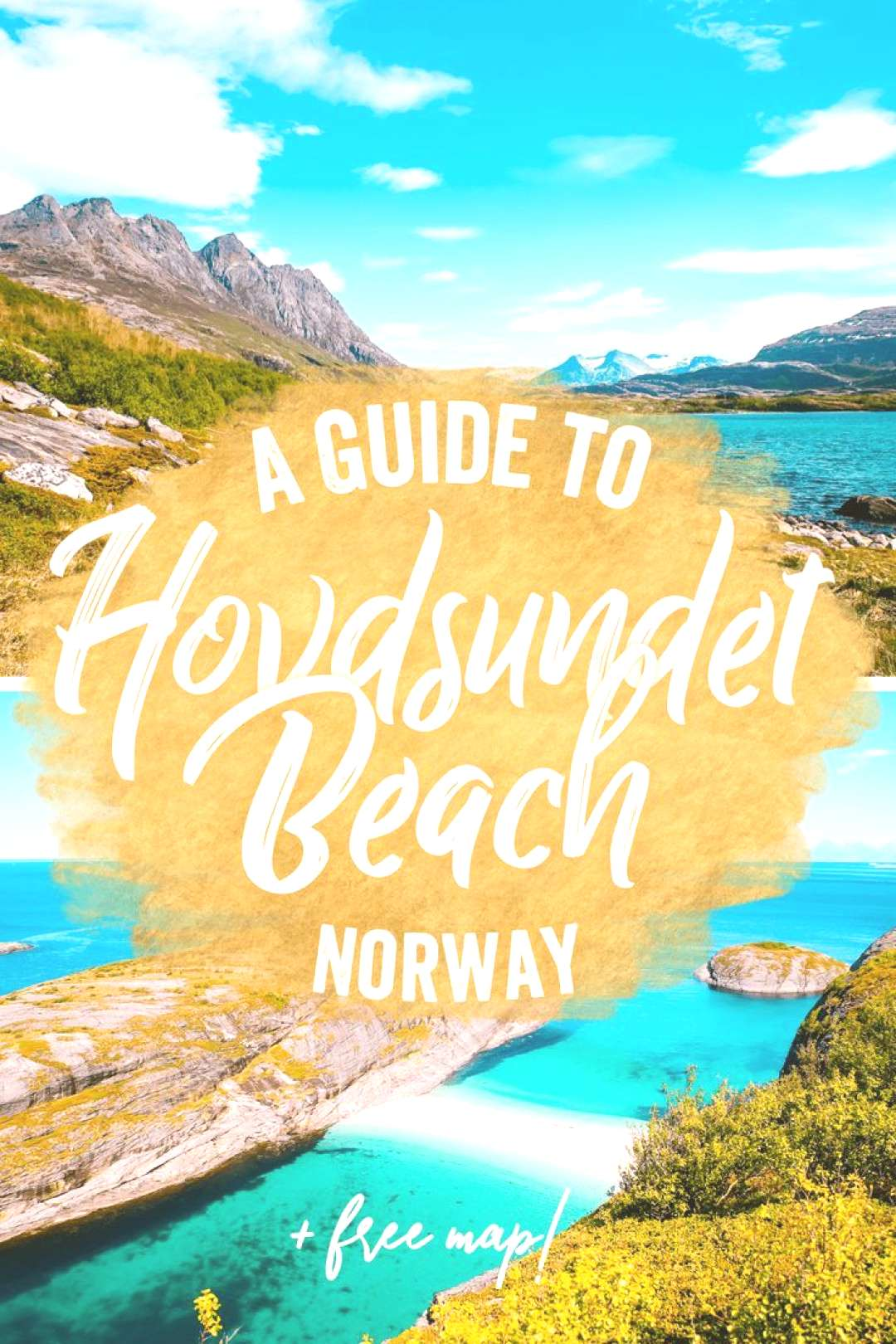 A Guide To Hovdsundet Beach A Guide To Hovdsundet Beach, Norway. Hiking to Hovdsundet Beach is a mu