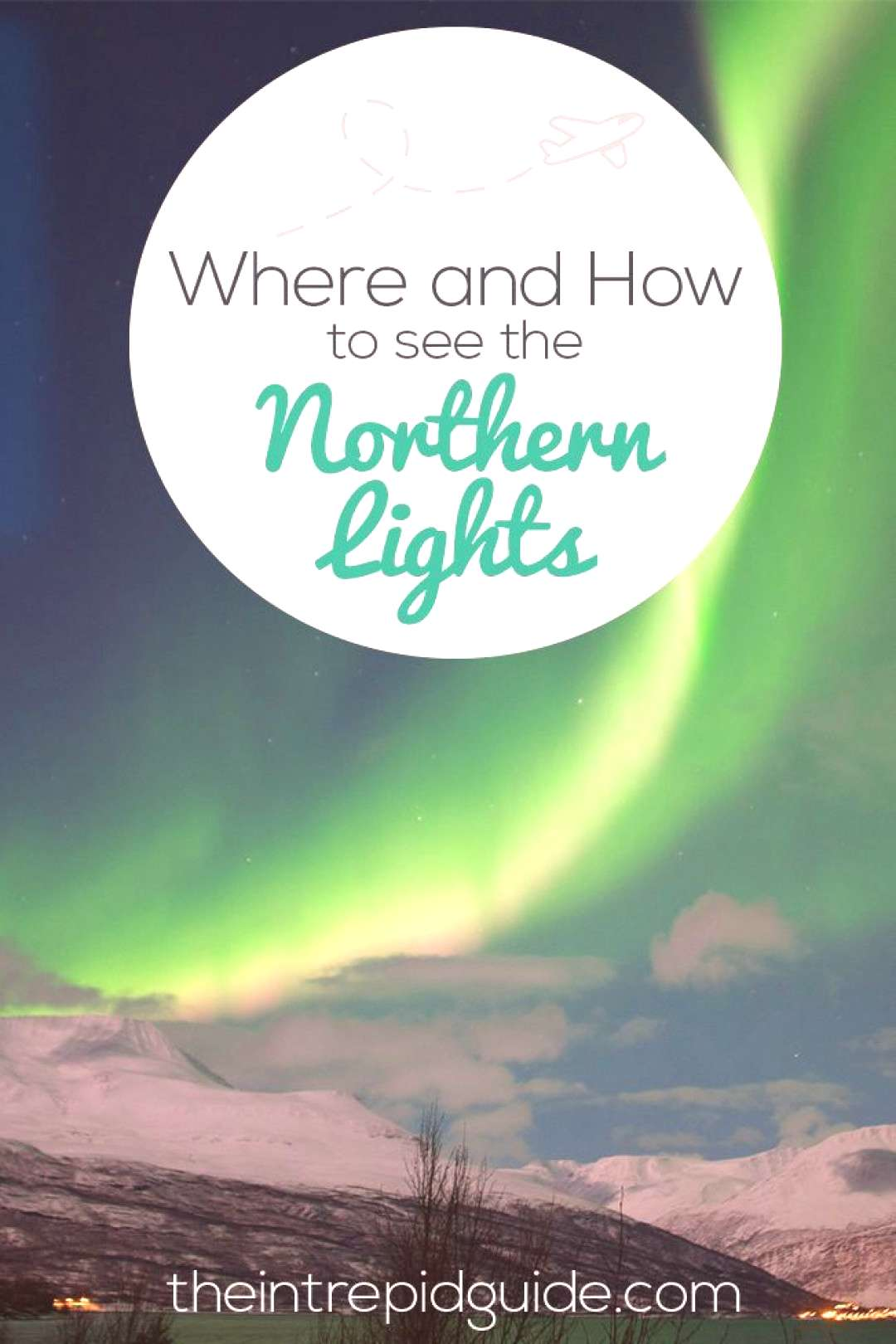 Best Tromsø Northern Lights Tour You Wont Want To Miss - The Intrepid Guide Nothing quite leaves