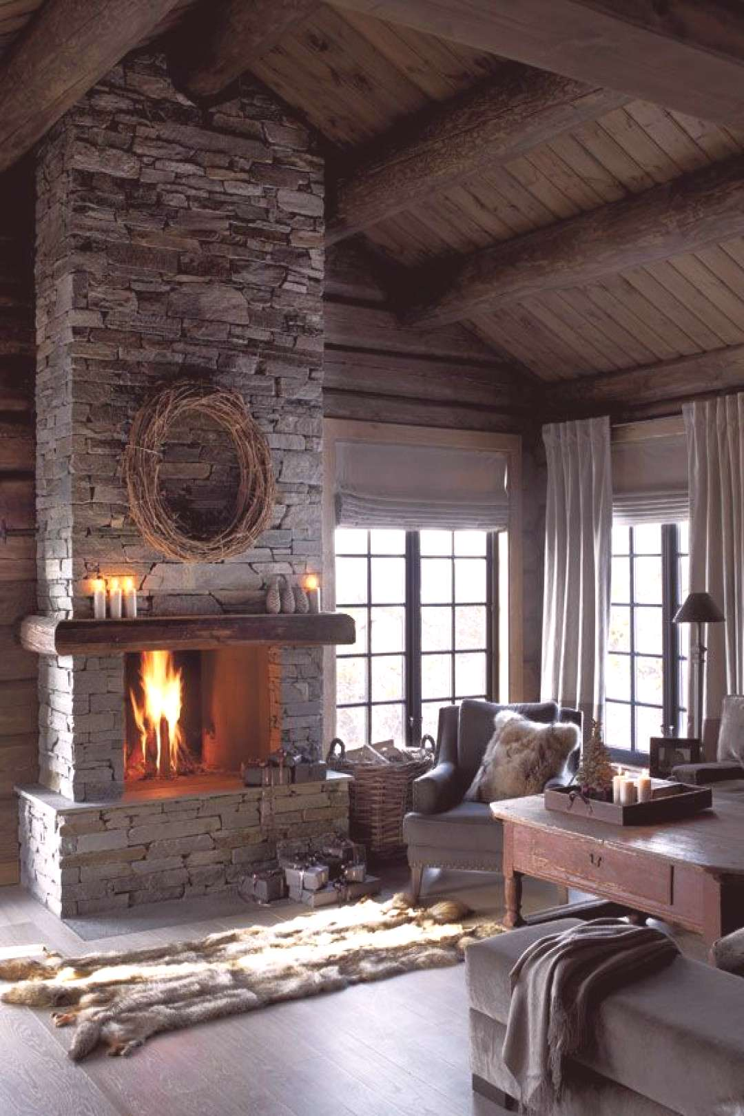〚Cozy wooden fairy-tale house in Norway〛 ◾ Photo ◾ Ideas ◾ Design#cozy