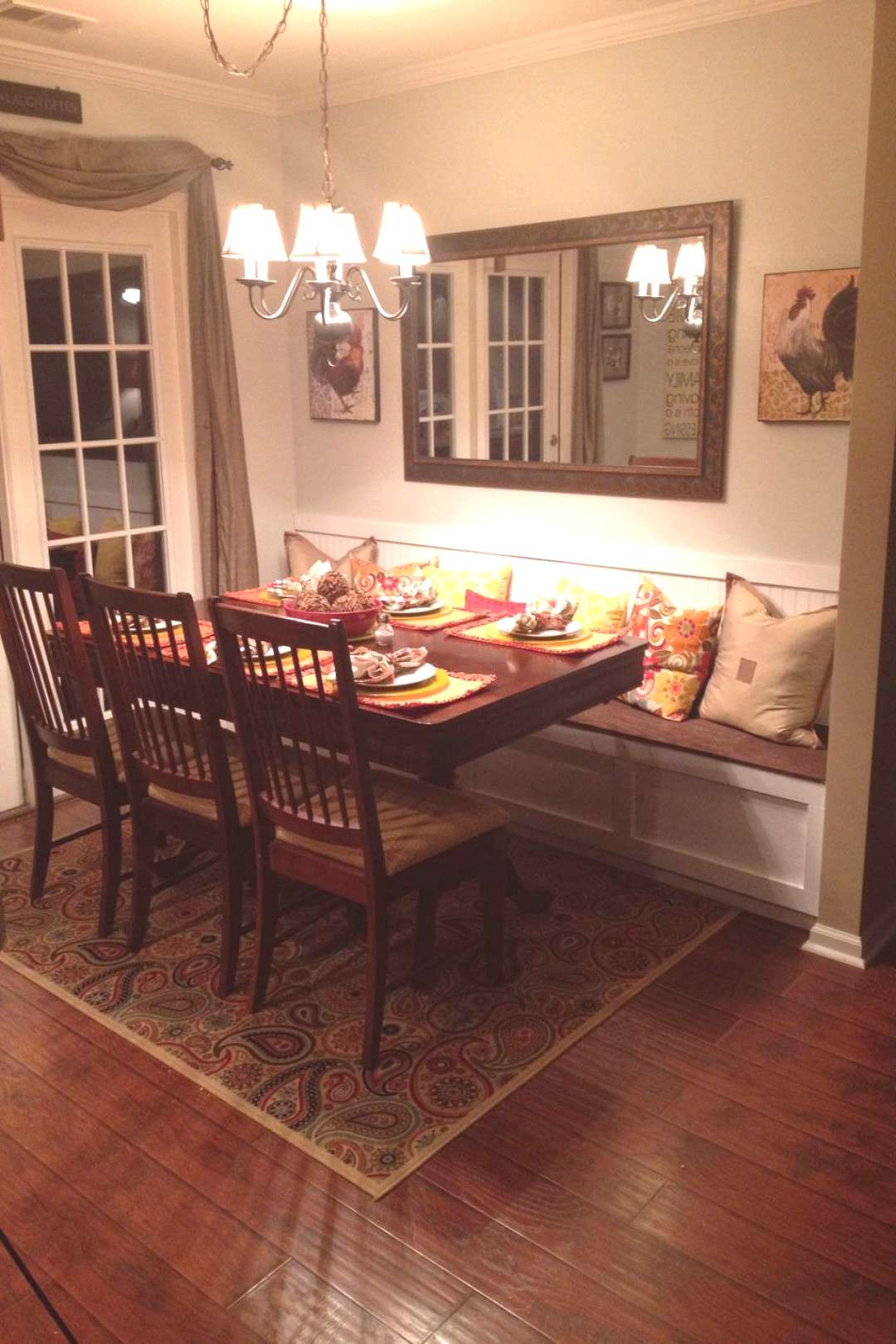 Diy Dining Nooks And Banquettes#banquettes