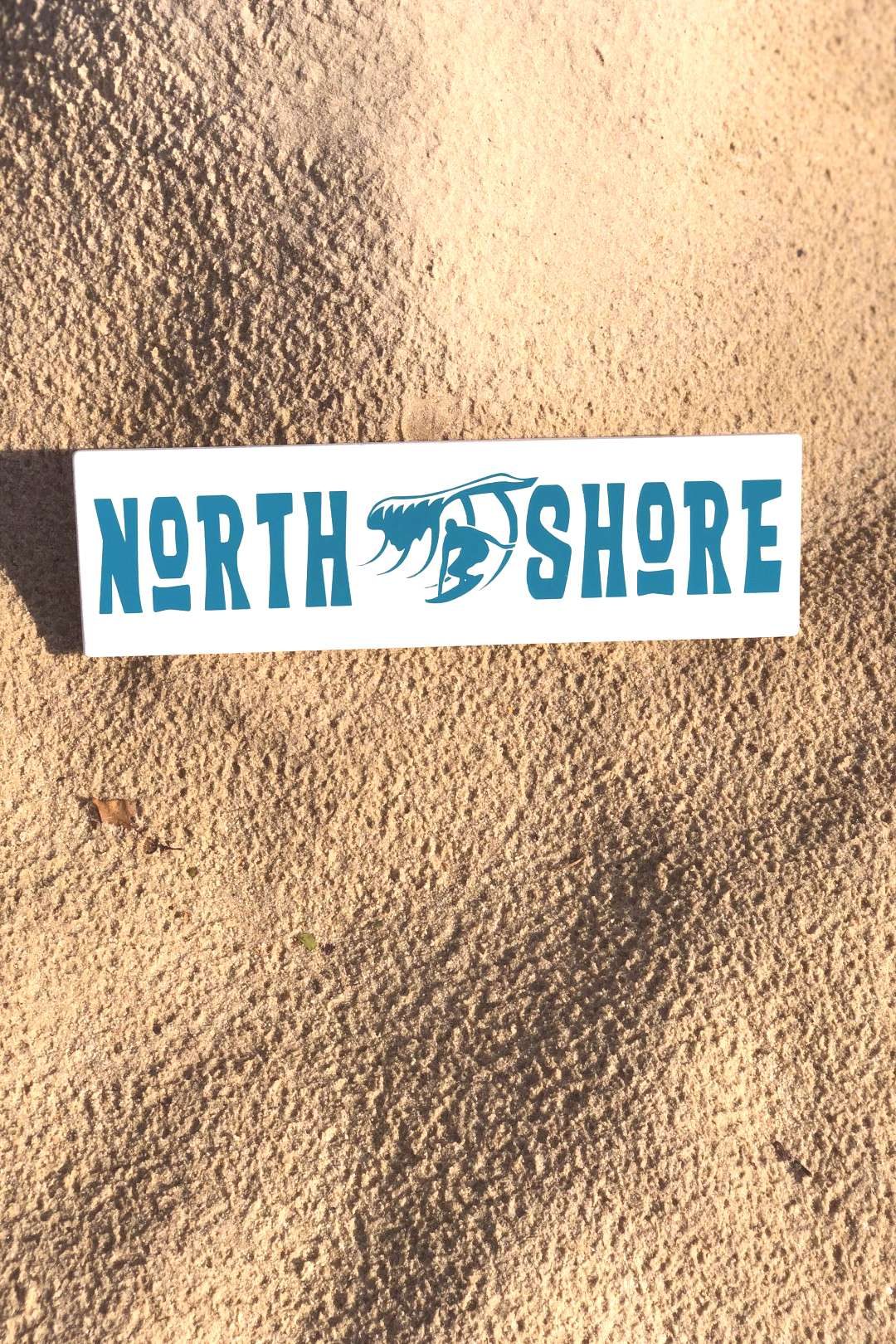 Excited to share this item from my shop North Shore Oahu Surfer Sign