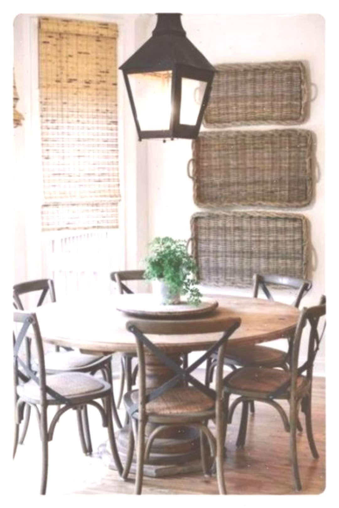 New farmhouse table dining room chairs breakfast nooks ideas ... - New farmhouse table dining room