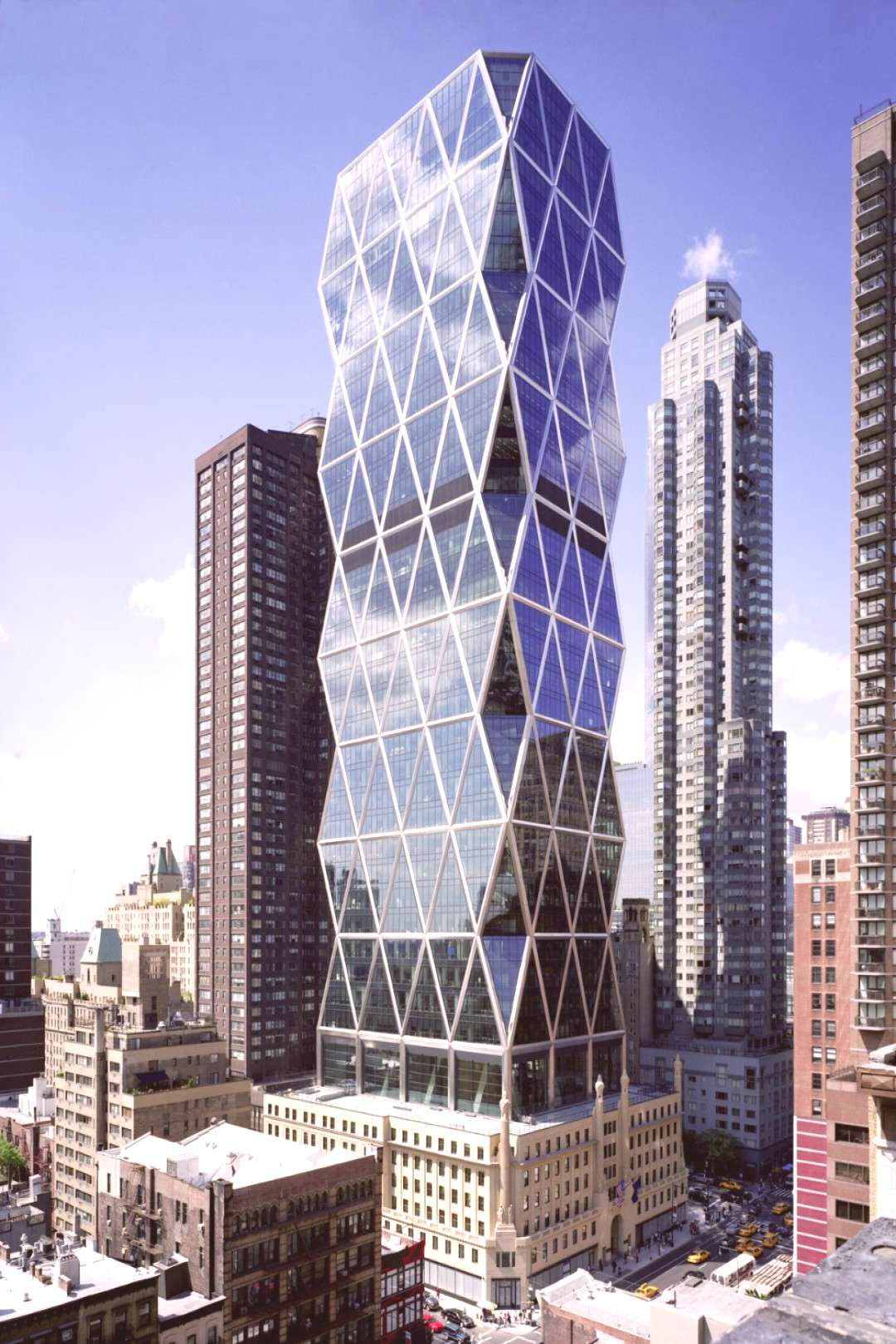 Norman Foster, Daniel Libeskind, and More Create Modern Architecture with Adaptive Reuse | Architec