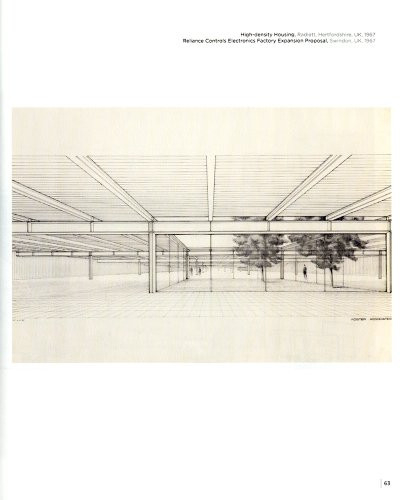 Norman Foster Drawings, 1958-2008