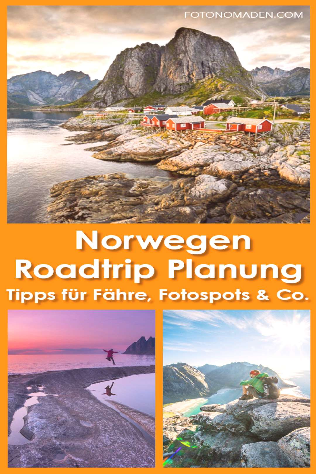 Roadtrip Norway - The best tips amp photo spots FOTONOMADEN.COM - Tips for arriving by ferry by car